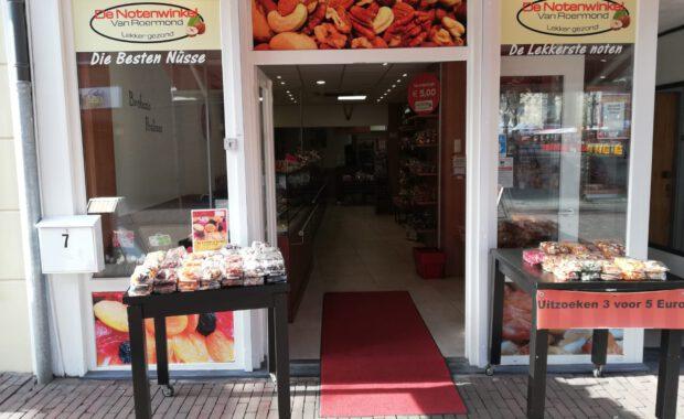 De Notenwinkel van Roermond – winkelinterieur op maat