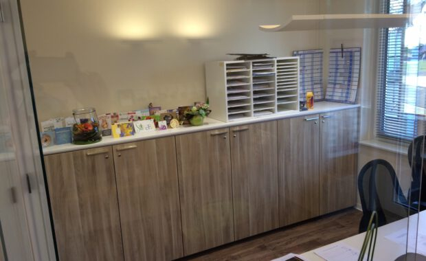 Therapiecentrum Montfort – complete inrichting op maat